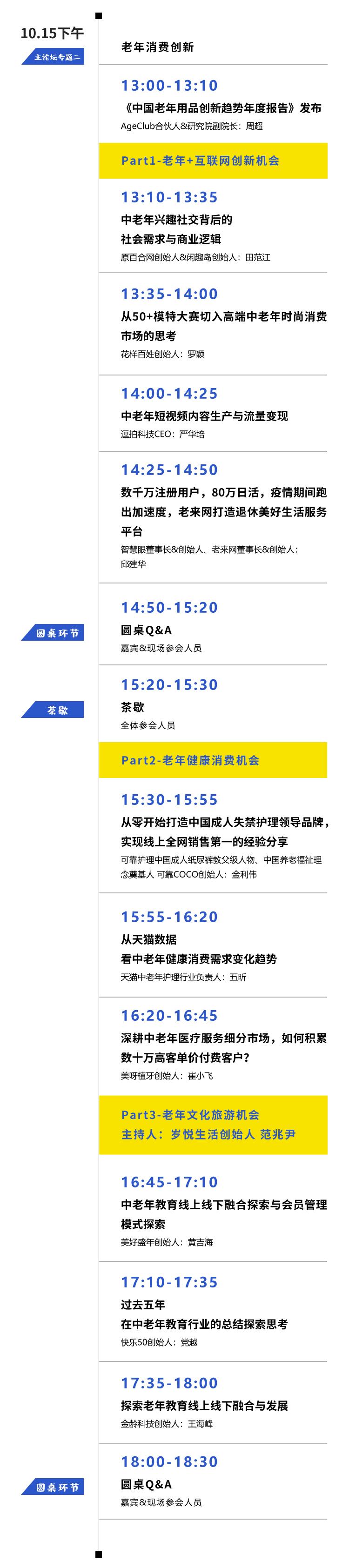 ABI2021 · 第三届中国老年产业商业创新大会中国老年产业商业机会前瞻(2020-2021&养老行业盛会)