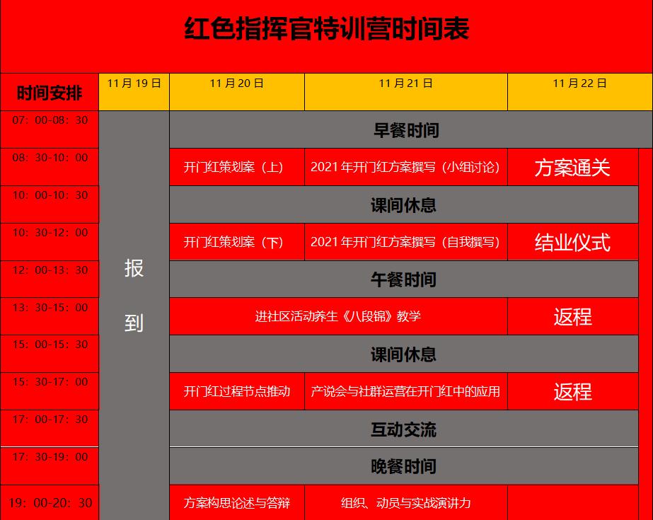 """壽險行業開門紅培訓--般若堂""""紅色指揮官特訓營"""""""