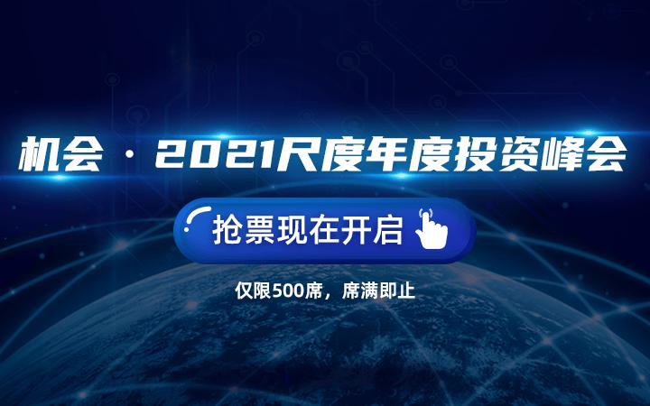 """""""机会·2021""""尺度年度投资峰会"""