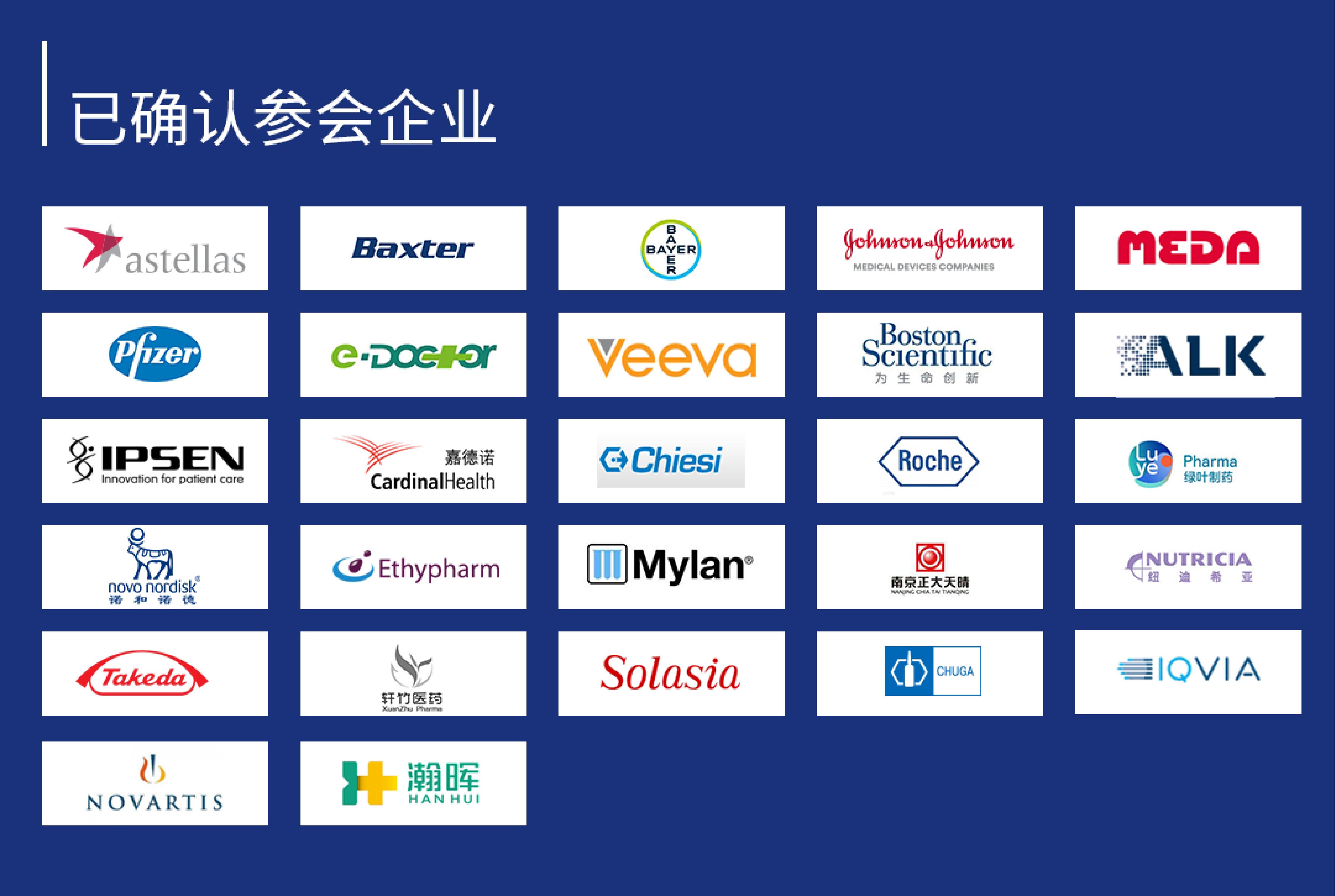 医药战略规划与产品组合管理峰会 一场领军医疗企业的高级领导人的交流盛会