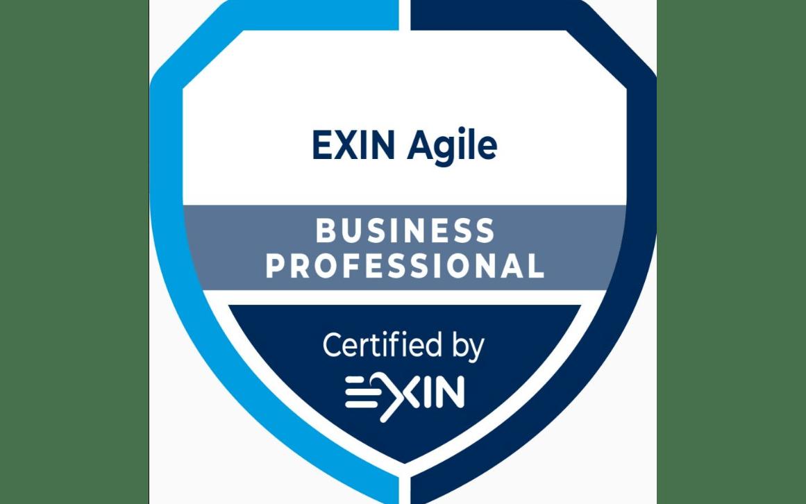 EXIN Agile Business Professional 业务敏捷专业人士认证 面授3月深圳班