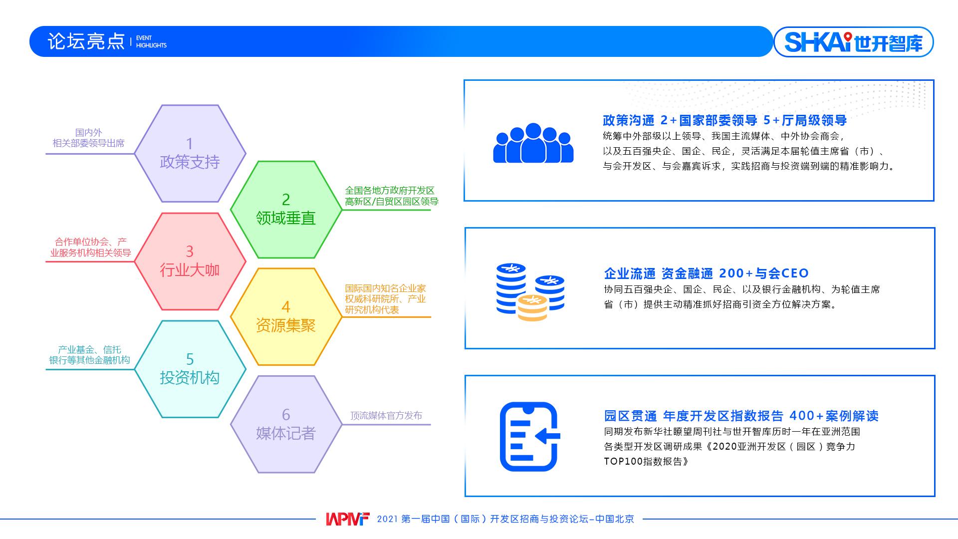 中国(国际)开发区招商与投资论坛暨2020亚洲开发区(园区)竞争力TOP100报告发布会