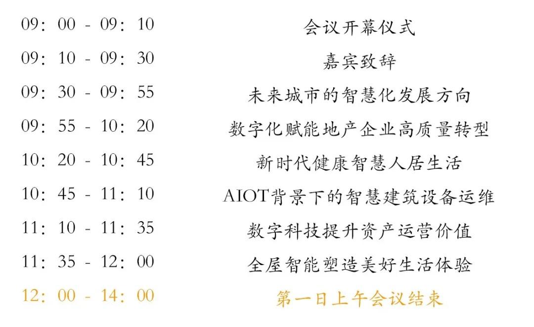 未来建筑产业领导者论坛 华东专场 2021