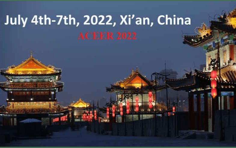 第四届土木与生态工程研究进展国际会议 (ACEER 2022)