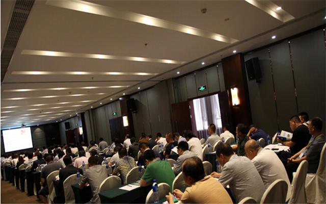 第九届包芯线技术应用和贸易峰会现场图片