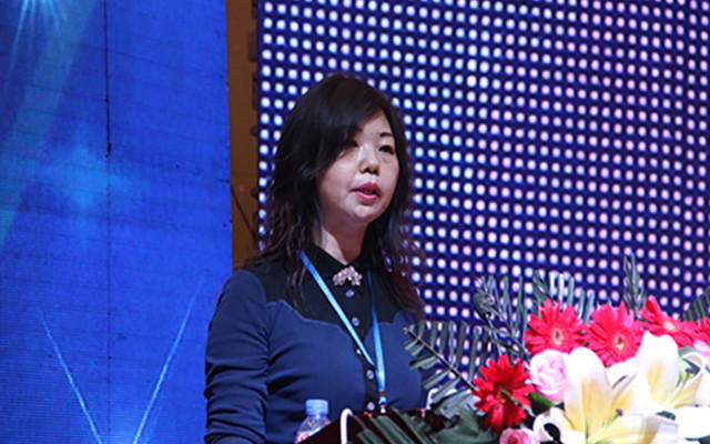 2015中国(郑州)涂料经销商高峰论坛现场图片