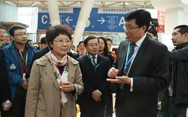 2015中国国际乳业合作大会现场图片