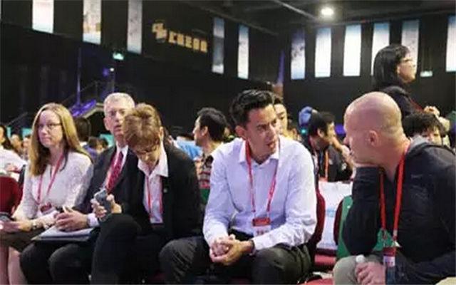 奥康达·2015北京国际体能大会现场图片