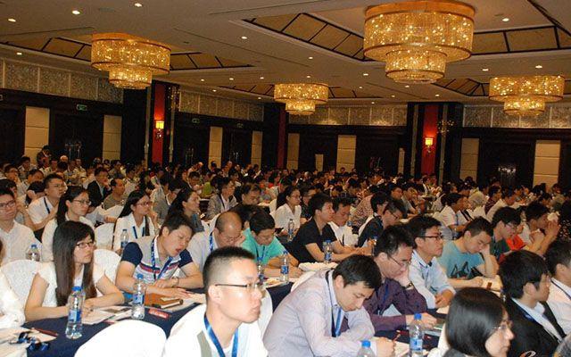 STAR 2015中国用户大会现场图片