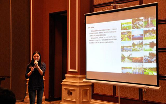 2015首届中美海绵城市LID工程实践交流大会现场图片