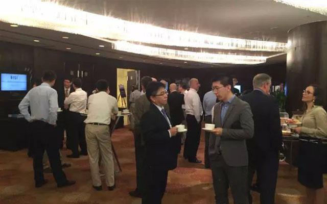 亚洲林纸行业峰会暨第十七届RISI亚太浆纸展望大会现场图片