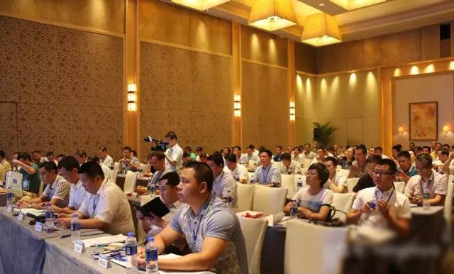 2015中国工程机械维修技术峰会现场图片