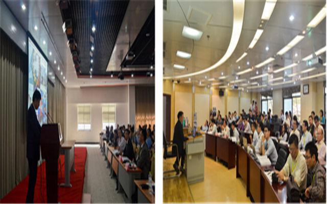 2015第十一届中日建筑结构技术交流会现场图片