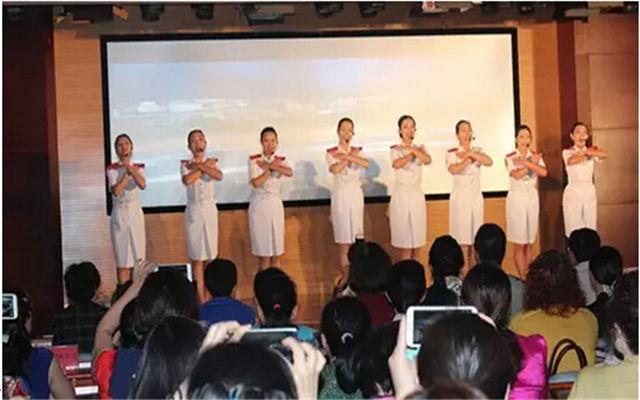 2015第一届海棠湾国际护理管理论坛现场图片