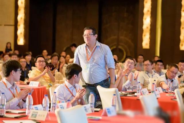 2016第八届中国鞋服行业供应链与物流技术研讨会暨2016首届全国鞋服物流经理人互动场现场图片