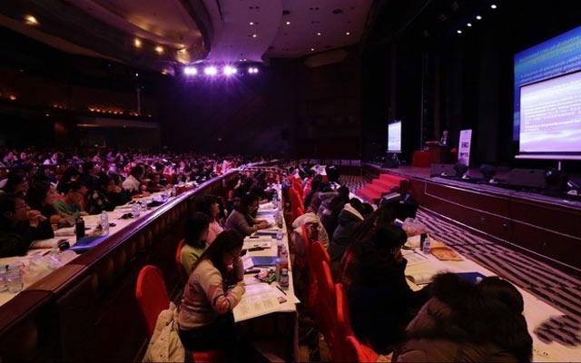 2015年国际母乳会——中国母乳喂养研讨会现场图片