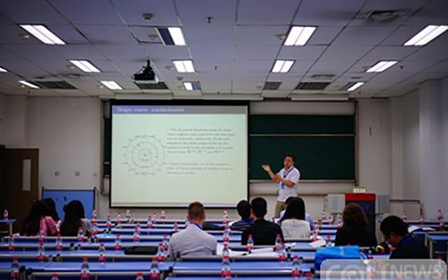 中国经济新常态与深化改革国际研讨会现场图片