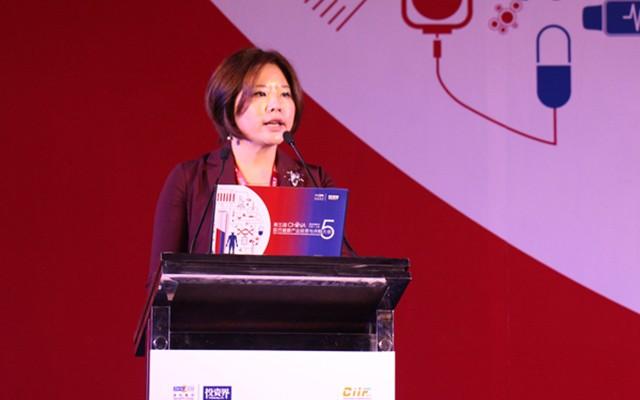 2015第五届中国医疗健康产业投资与并购大会现场图片