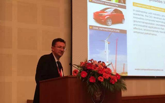 2015第五届绿色复合材料国际研讨会现场图片
