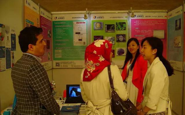 2015第六届国际生物展览会现场图片