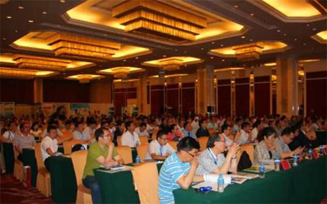 2015年中国电池行业市场年会现场图片