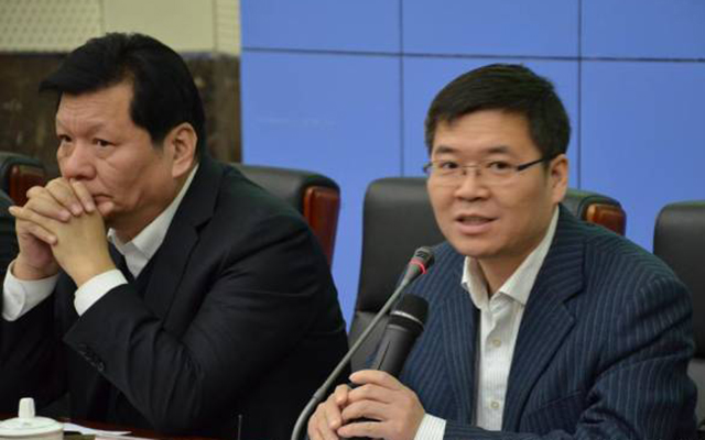 2015年第四届中国(国际)无花果产业高峰论坛现场图片