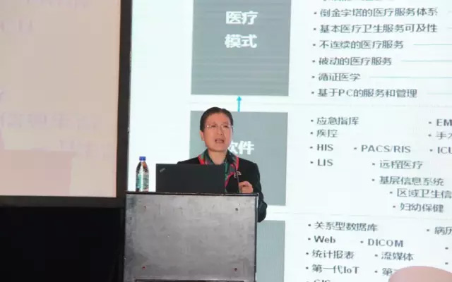 2015 HIMSS大中华区年会暨第二届中美医疗信息化发展高峰论坛现场图片