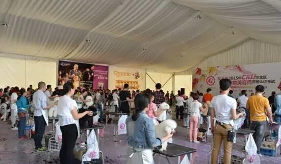 2015中国宠物美容师行业大会(第三届)现场图片