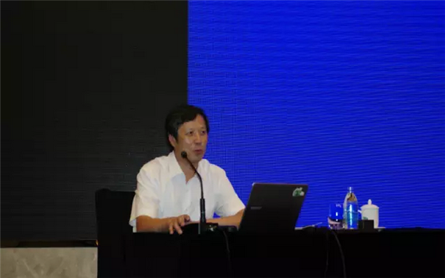 中国化学纤维工业协会第六届会员大会现场图片