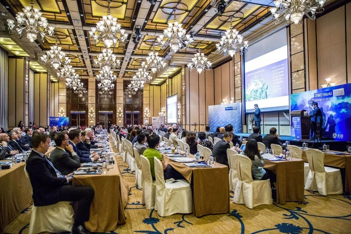 第三届iTWO全球峰会现场图片