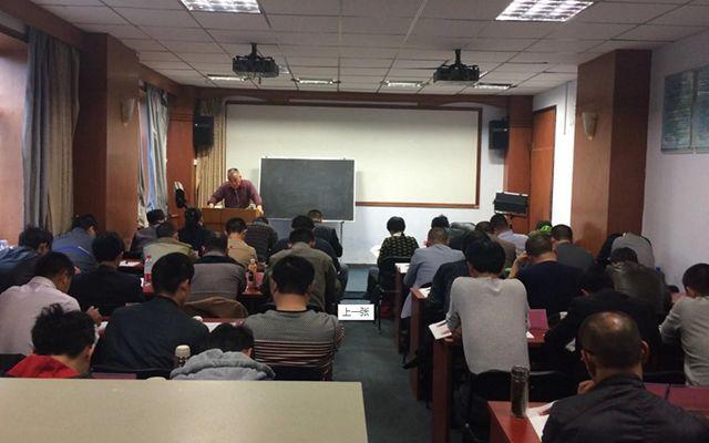 第四期猪病实战技术培训班现场图片
