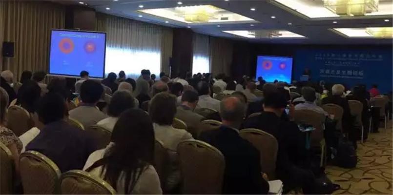 第八届世界癌症2015年大会现场图片