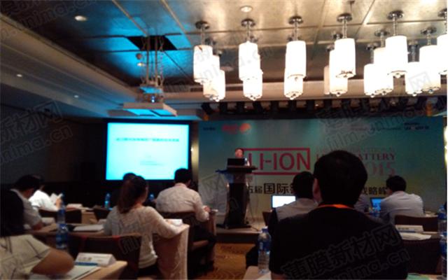 2015(第五届)国际锂电池隔膜战略峰会现场图片