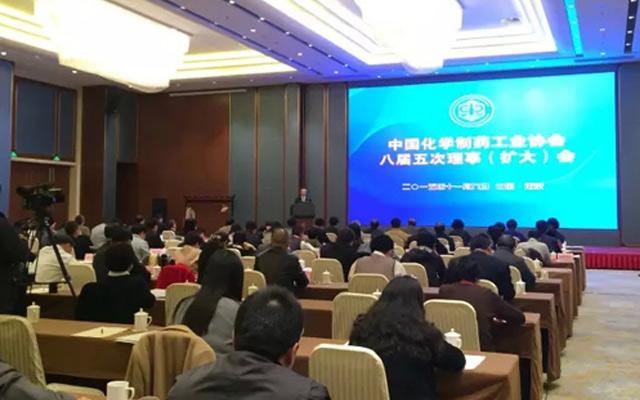 2015中国化学制药行业年度峰会现场图片