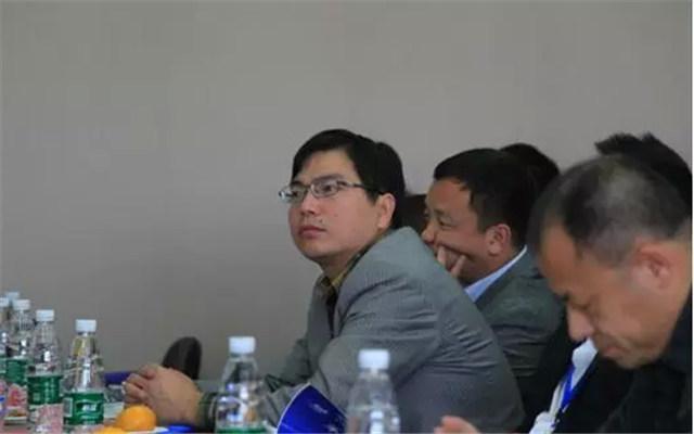"""中国罐头工业协会""""新三板财富论坛""""现场图片"""