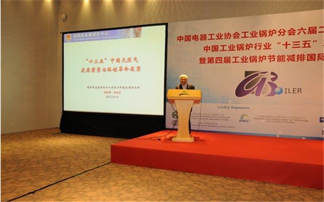 第四届工业锅炉节能减排国际论坛现场图片