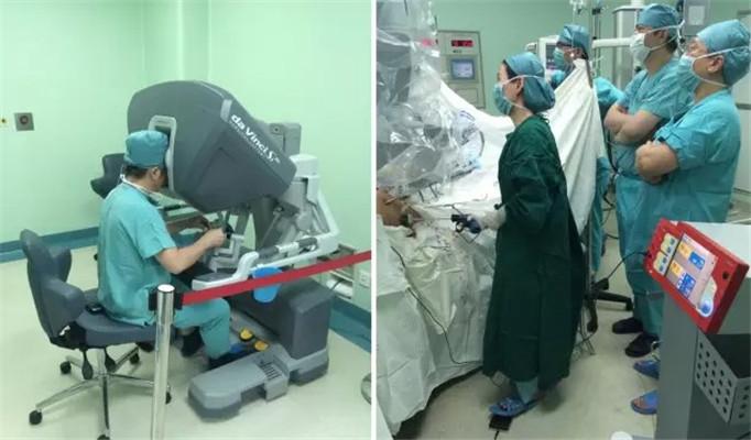 2015年度301医院泌尿外科腹腔镜和机器人大会现场图片