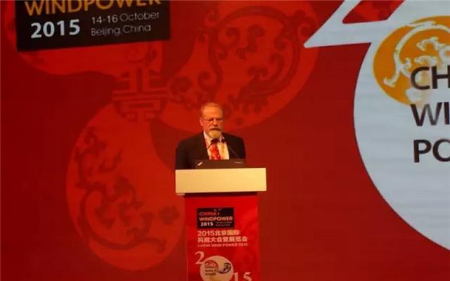 2015北京国际风能大会暨展览会(CWP2015)现场图片