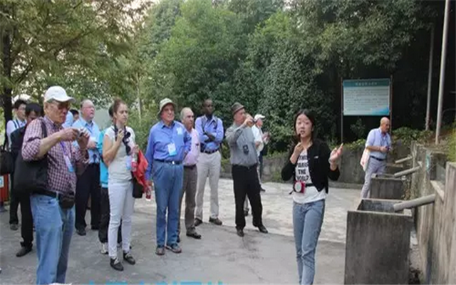 国际水土保持青年论坛现场图片