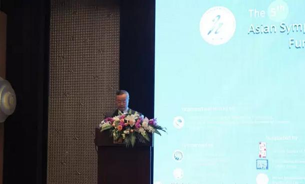 第五届亚洲高分子乳液聚合和功能高分子微球研讨会会议现场图片