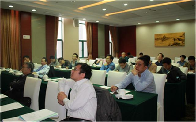 2015年度全国检测声学会议现场图片