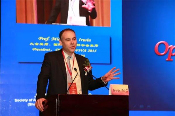 2015东方麻醉与围术期医学暨国际静脉麻醉联合科学大会(OCAP & IFIVA 2015)现场图片