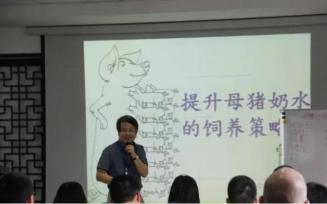 第三届国际母猪及乳仔猪营养会议现场图片