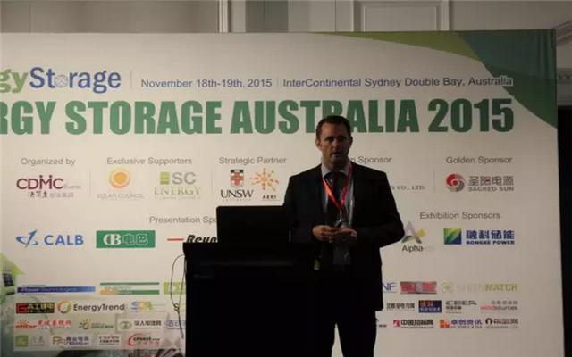 澳洲储能2015现场图片