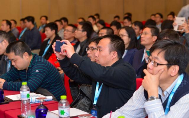 SACC 2017第九届中国系统架构师大会现场图片