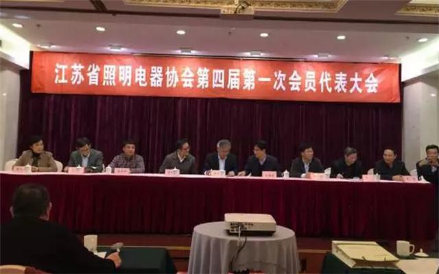 2015江苏照明学术年会现场图片