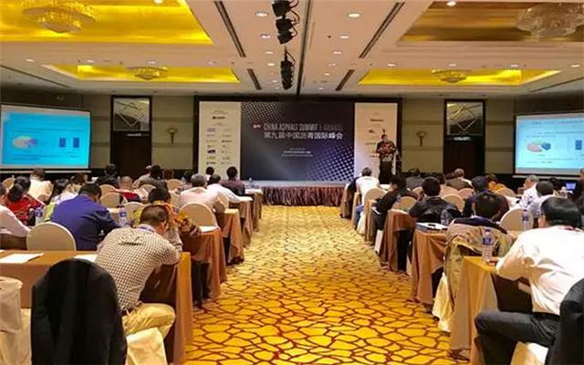 2015(第九届)中国沥青商贸大会现场图片
