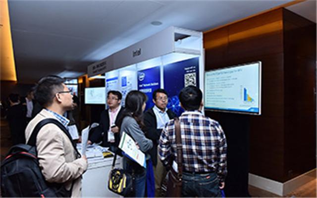 2017中国SDN/NFV大会现场图片