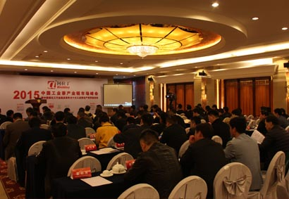 2016中国工业萘产业链市场峰会现场图片