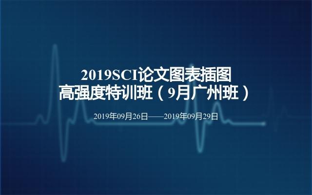 2019SCI论文图表插图高强度特训班(9月广州班)
